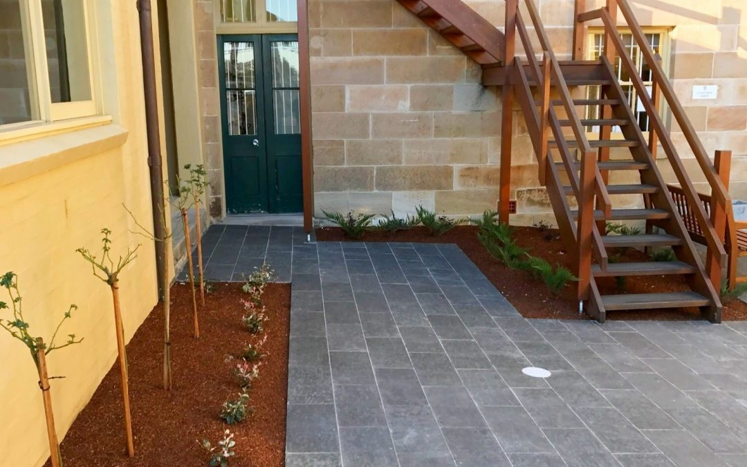 The Solid Ground Landscape Enhancement Teams deliver for our Customers …again